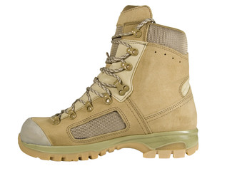 unused army desert combat boot