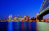 Fototapeta architektura - australia - Widok Miejski
