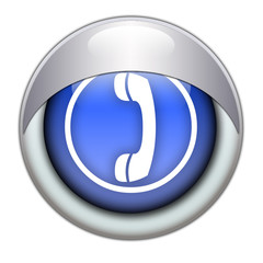 Blue Button - Phone