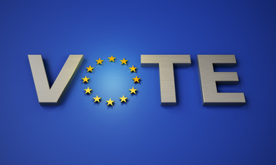 vote in the EU - European parliamentary elections