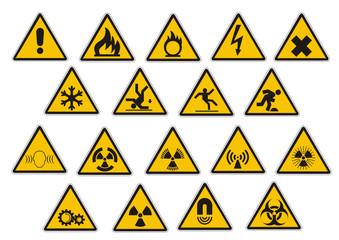Warnung - Gefahr