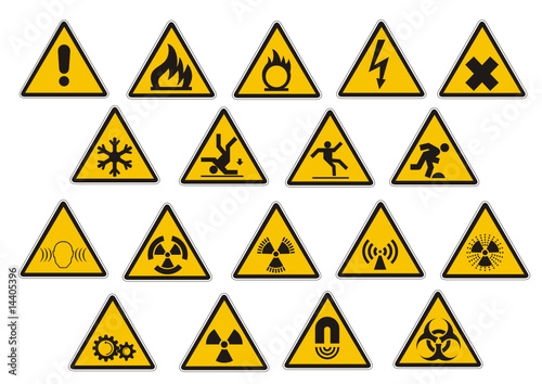 Bildergebnis für Warnhinweise Symbole