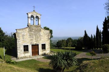 Chiesetta degli alpini sul monte Ragogna - Muris Friuli