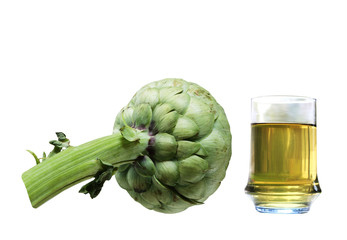 Artichoke and Tea