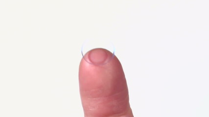 Contact on fingertip - HD