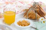 Breakfast Tray poster