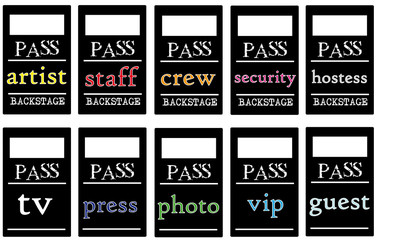 set pass card 1