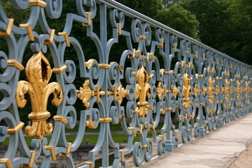 balustrade de pont