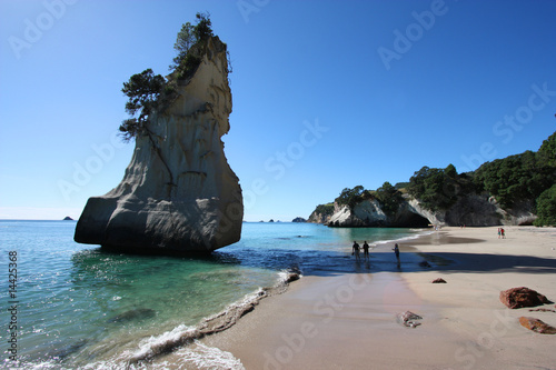 New Zealand - Cathedral Cove, Coromandel