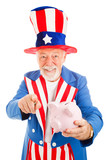 Uncle Sam Wants Your Cash poster