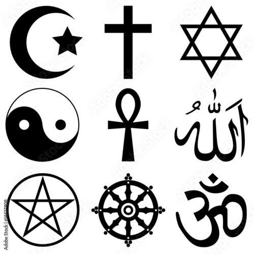 Religion, Glaube - Zeichen