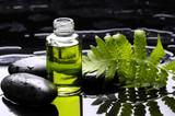 Fototapeta aromaterapia - eteryczny - Roślinne