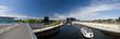 Panorama Kronprinzenbrücke