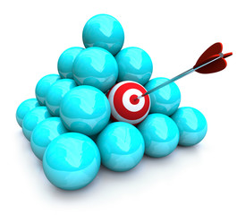 Hitting the Target - Marketing Pyramid