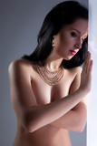 Young Nude Woman poster