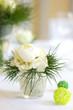 kleine Blumendeko