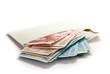 enveloppe d'argent - travail au noir - corruption, économie