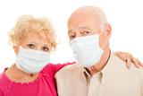 Epidemic - Swine Flu Seniors poster