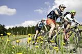 Fototapety Mountainbike-Tour