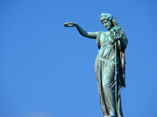 Gettysburg (cimetière) - New York Monument
