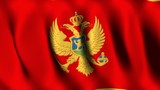 Montenegro Flag poster
