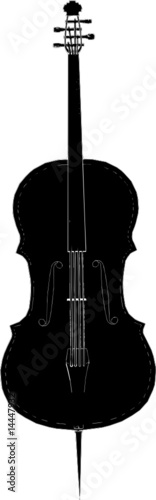Violoncello Vector 01