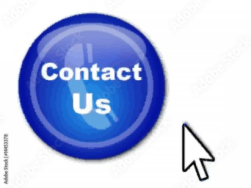 "Clicking on ""Contact Us"" button (round & blue)"