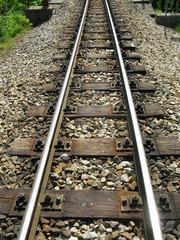 narrow-gauge rails - Schmalspurbahn