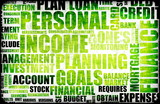 Personal Income poster