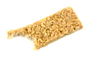 Granola bar bite