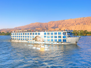 Images from Nile: Touristic cruise