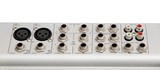 Audio control sockets isolated