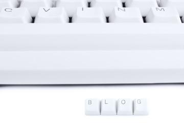 Microblog concept