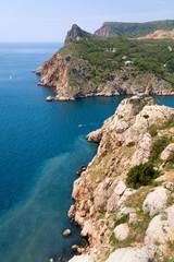 Sammer coast view