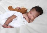Fototapeta noworodek - noworodka - Niemowlę