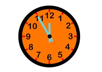 Uhr Zeit