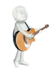 Musik-Gitarre