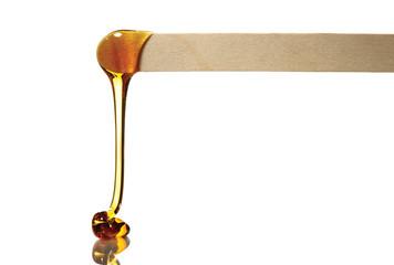 wax drop