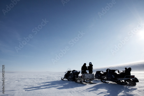 Foto op Plexiglas Antarctica 2 Polar Expedition
