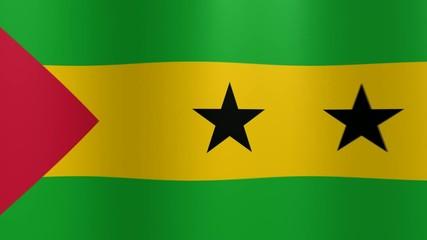 Sao Tomé e Príncipe Loop