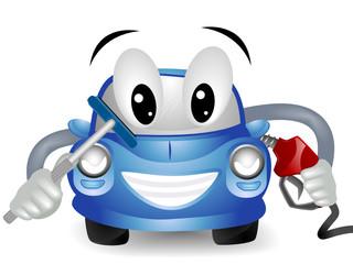Car and Gasoline