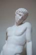 Leinwanddruck Bild - Skulptur