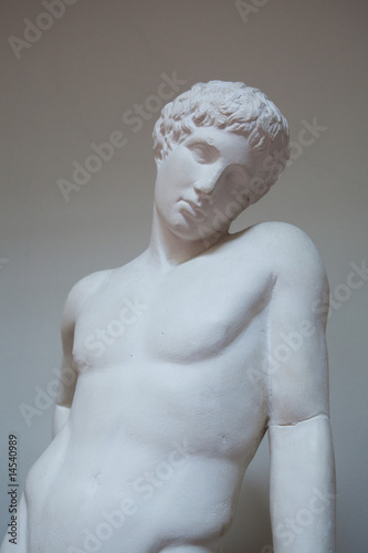 Leinwanddruck Bild Skulptur