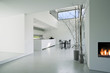 interior modern house,