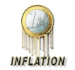 Illustration Euro Inflation