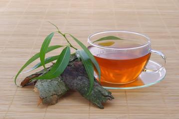 Tee Weidenrinde - tea willow 01