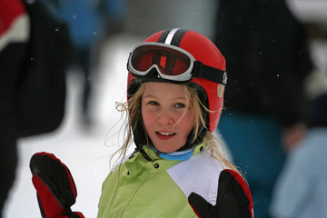 Alpine Girl