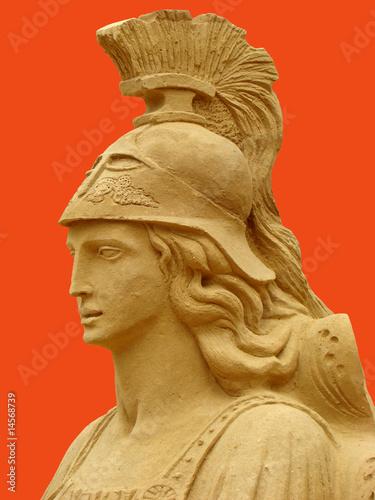 Athena, in Ancient Greek mythology