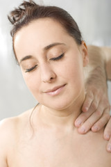 osteopathy and massage