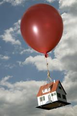 Ballooning house